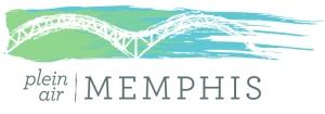 Plein Air Memphis Logo